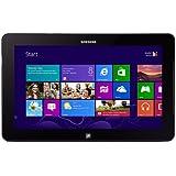 Samsung XE700T1C-A02DE 29,5 cm (11,6 Zoll) Notebook (Intel Core i5 3317U, 1,7GHz, 4GB RAM, 128GB SDD, Intel HD 4000, Touchscreen, Win 8 Pro) schwarz