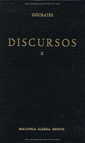 Discursos (isocrates) vol. 2 (B. BÁSICA GREDOS)
