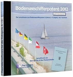 Bodenseeschifferpatent 2012  Fragenkatalog