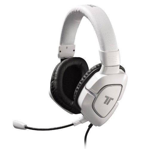 Tritton - Auriculares AX 180, Color Blanco (PS3, PS4, Xbox 360, PC, Mac)