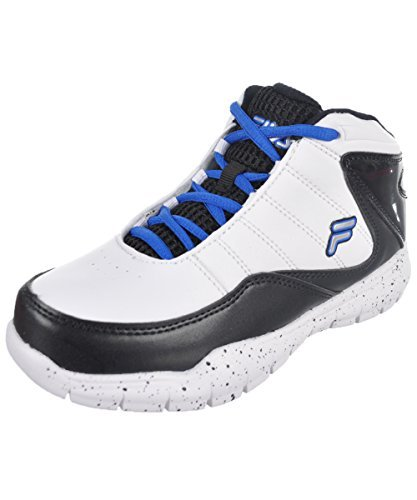 Fila-Boys-Sweeper-Hi-Top-Sneakers-whiteblackroyal-blue