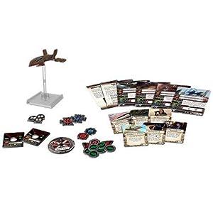 Fantasy Flight Games Star Wars – HWK-290, Juego de miniaturas (Edge Entertainment SWX12)