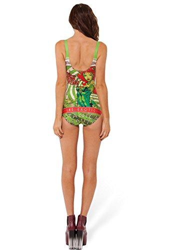 THENICE Donna sexy bikini costume da bagno pezzo Exotic