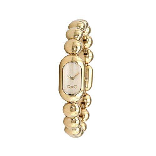 D&G Dolce&Gabbana DW0228 - Orologio da polso Uomo, Plastica, colore: Viola