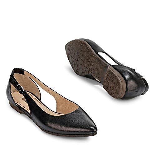 Tamaris, Scarpe col tacco donna Nero (Negro)