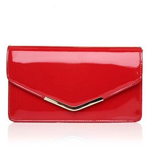 portafortuna-vernice-rossa-misura-media-borsetta-con-chiusura-a-scatto