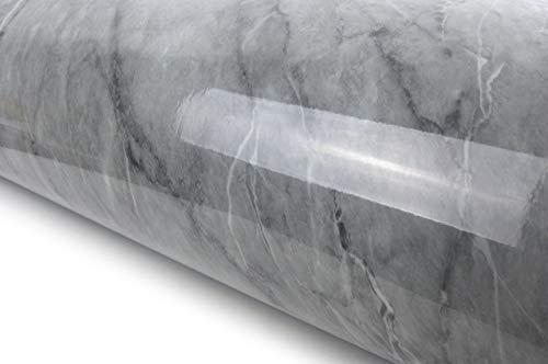 VeryBerrySticker Granit Optik Marmor Effekt Kontakt, Papier, Folie, Vinyl, selbstklebend, Peel-Stick Counter Top, VBS705-2G