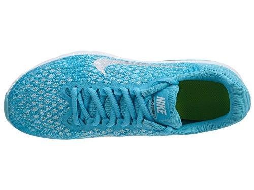 Nike Air Max Sequent 2 Gs, Scarpe da Ginnastica Bambina Blue