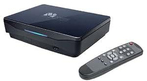 Me2 Me 800Full HD 2TB externe Festplatte (8,9 cm (3,5 Zoll), 5400 rpm, 8,9 ms, 32MB Cache,USB) schwarz