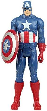 Qi Tai-The Avengers Avengers Avengers Avengers Spider-Femme Modèle de main PVC-30cm Jouets/cadeaux pour enfants Modèle de jeu (Couleur : C) | Coût Modéré  4a3de2