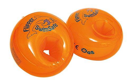 Baby Schwimmhilfen Pro Swim - Flipper Schwimmflügel, orange (2, Baby Schwimmhilfe )