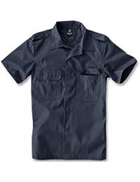 Brandit uS arbeitshemd chemise décontractée à manches courtes pour homme