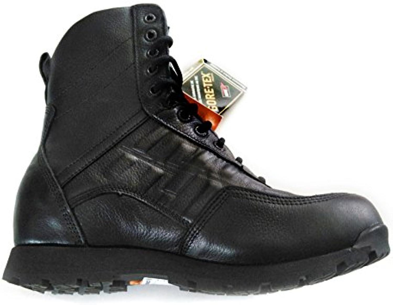 Crispi SWAT BLK GTX Anniversary Premium Zapatos Botas Botas Botas Hombre, negro
