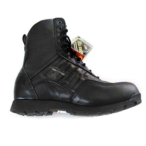 Crispi SWAT BLK GTX Anniversary Premium Chaussures Bottes rangers Boots homme noir
