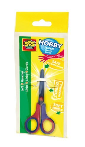 ses-deutschland-14831-hobby-scissors-for-left-handed-users-by-es