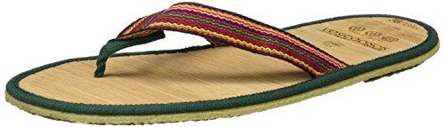 Vesica Piscis Clara, Sandalias Flip-Flop para Mujer, Varios Colores (Hasiti), 39 EU