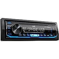 JVC KD x351bt Digital Media Récepteur Bluetooth avec fonction mains libres et audiostraming Noir