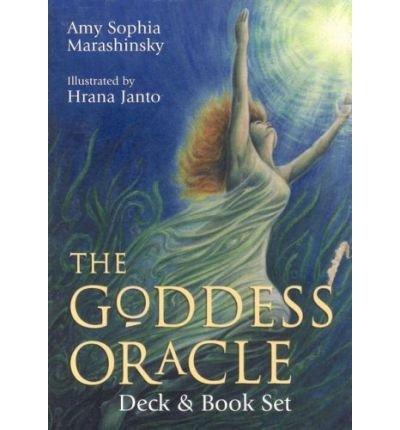 [(The Goddess Oracle Deck & Book Set)] [Author: Amy Sophia Marashinsky] published on (June, 2008)