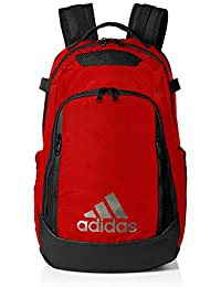adidas 5-Star Team - Mochila - 977338, Talla única, Rojo (Power