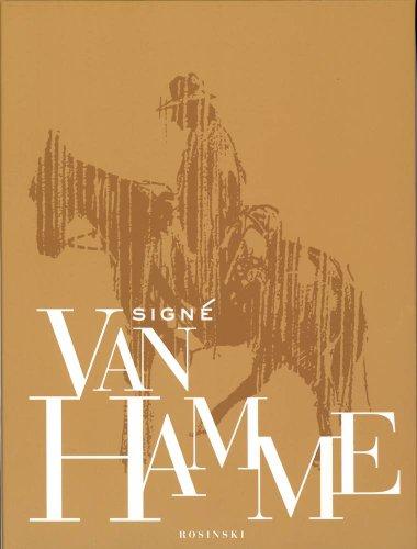 Coffret signé Van Hamme : 2 volumes : Histoire san héros vingt ans après ; Western
