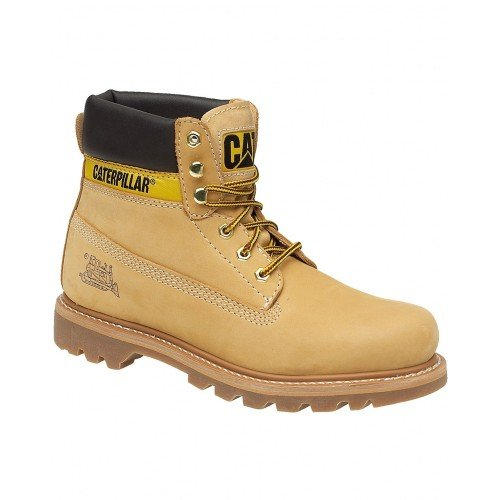 Caterpillar Colorado - Chaussures Montantes - Unisexe (48) (Miel)