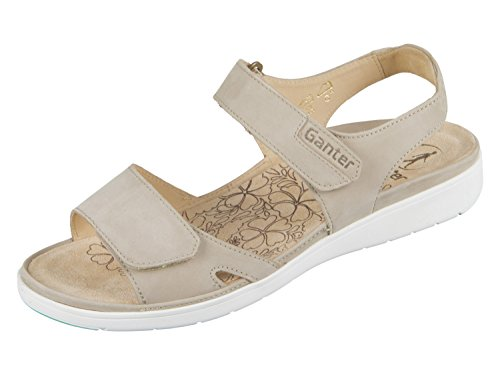 Ganter Gina-g, Bout Ouvert femme Taupe