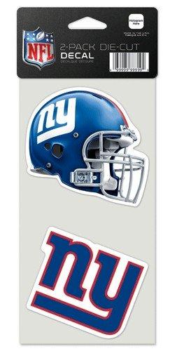 NFL New York Giants 47577011 Calcomanšªa corte perfecto