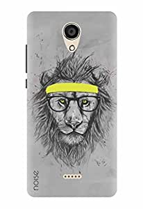 Noise Designer Printed Case / Cover for Micromax Canvas Unite 4 Q427 / Patterns & Ethnic / Lion Design