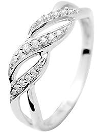 9c2a5c8389a And You -   You - Alliance pour anniversaire de mariage Femme - 9 Carats(