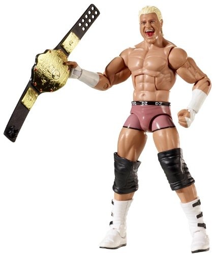 Mattel WWE Elite Collection Serie # 24 Dolph Ziggler Action Figur