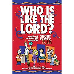 Who Is Like the Lord? Unison/2-teilig