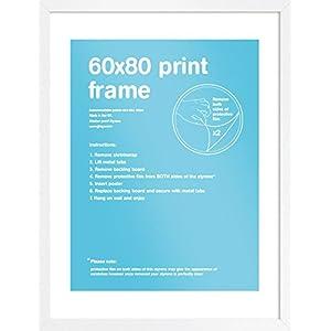 GB Eye FMSBA1WH Bilderrahmen 60 x 80cm