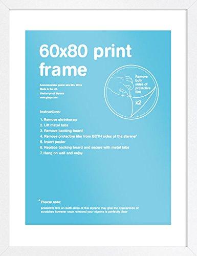 GB eye LTD, Blanc, 60x80cm - Eton, Marco