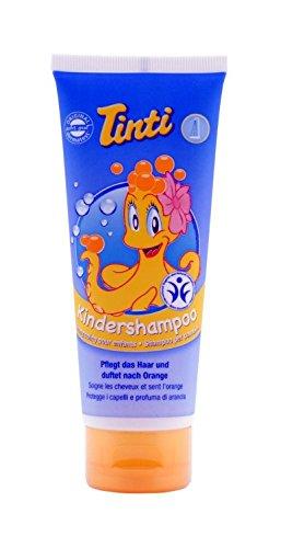 Tinti 11000310 Kindershampoo - BDIH zertifiziert