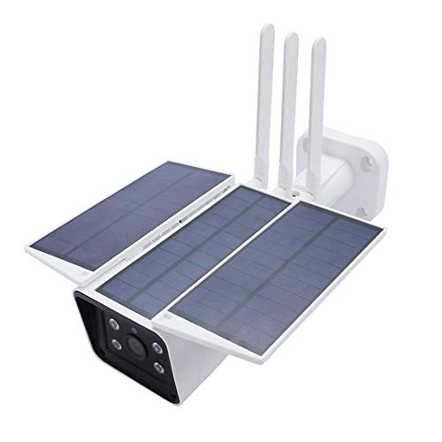 Makluce Solar Wireless Surveillance Multifunktionale Low Power Ultra Clear Kamera IP67 wasserdichte Funktion Geeignet Für Garage/Garten/Hof