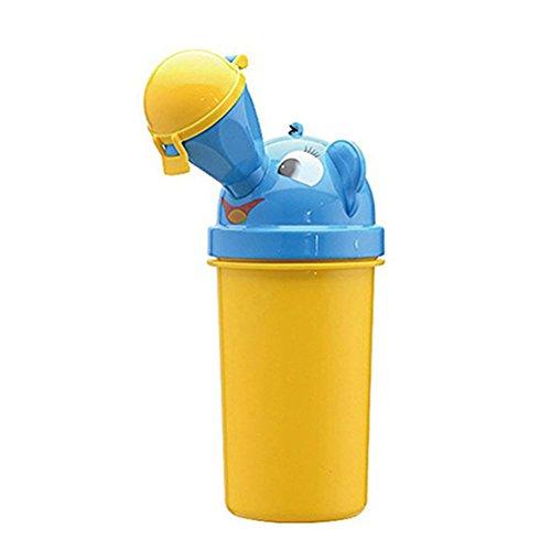 Pixnor Portable Baby Kids emergenza WC vasino orinatoio, Toddler addestramento per camping Car Travel