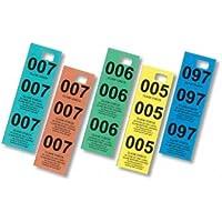 Focus Foodservice 90CC500Coat controles, (los colores pueden variar–Caja de 10)