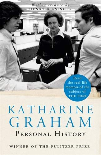 Personal History (WOMEN IN HISTORY) por Katharine Graham