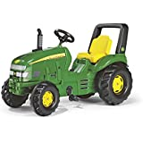 FS 035632 John Deere X-Trac - Tractor a pedales (120 cm)