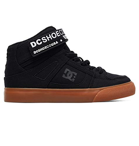 DC Shoes Pure High TX EV - High-Top Shoes for Boys - Jungen 8-16 (Dc-schuhe Für Kids High-tops)