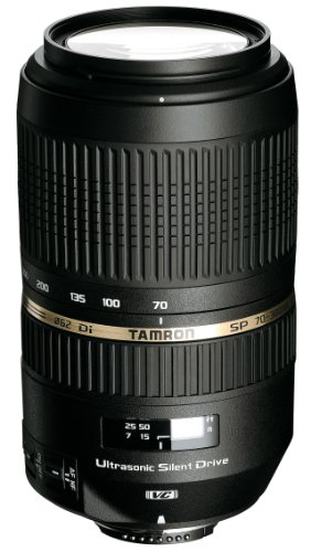 Tamron 70-300Mm F/4-5.6 Canon Ultrasonic