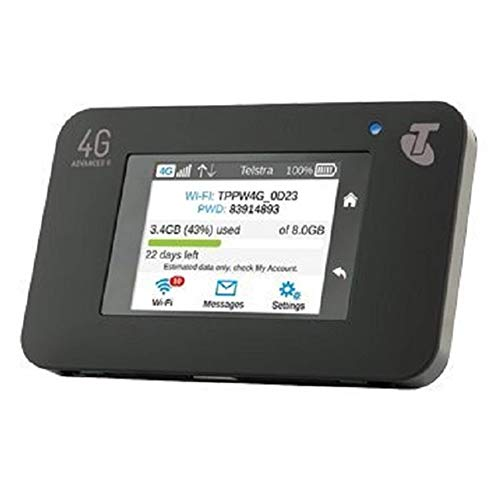 Price comparison product image NETGEAR Unlocked Aircard 790S 4G Mobile Wi-Fi Hotspot with Super Fast 4G+ LTE,  Portable Car Wi-Fi