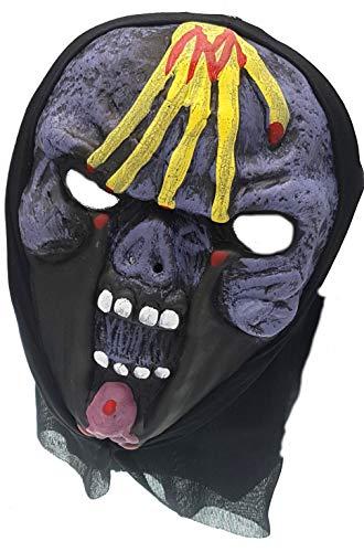 Piccoli monelli maschera zucca con cappuccio ghost halloween bambino