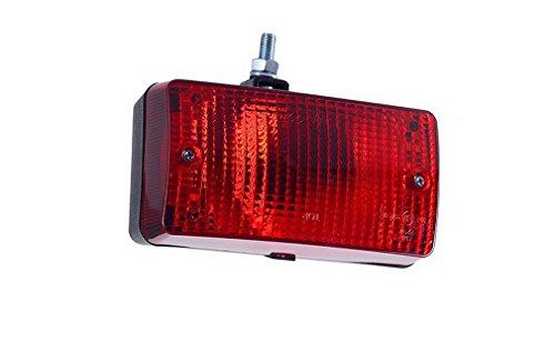 Rosso posteriore nebbia lampada 12V 24V Universale L200PAJERO SHOGUN Pick Up Mitsubishi nuove lampade Recovery trattore rimorchio per camion Van Bus Camper Caravan Camper Agricola Tipper Chassis Lampadina