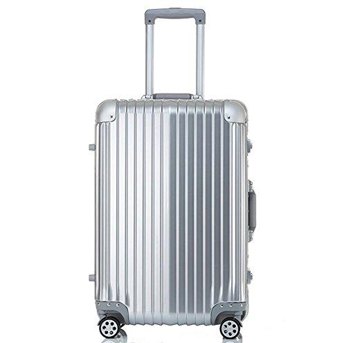 Custodia da viaggio Trolley universale silver