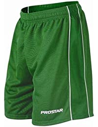 Prostar Lisbon Plus Mens Football Shorts - Green