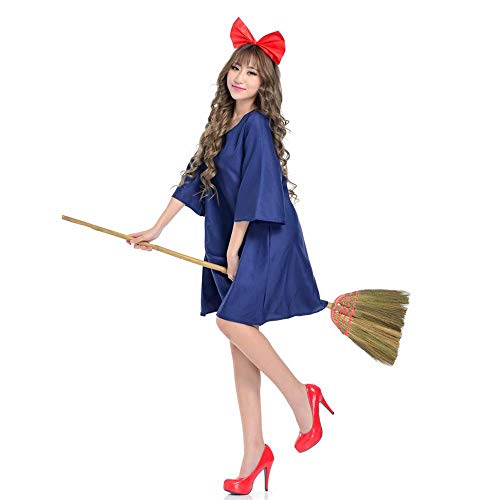 LHDDD Halloween Kostüm Damenkostüm Hexe .Kiki Little