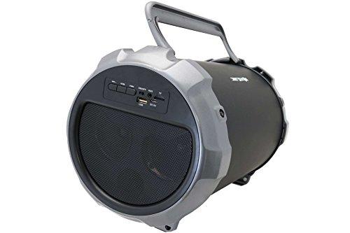 Soundsystem SOUNDLOGIC Akku Party Lautsprecher Bluetooth USB