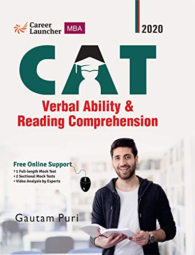 CAT 2020 : Verbal Ability & Reading Comprehension