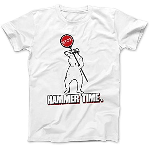 Costumes Pioneer Dress - MC Hammer Time Inspired T-Shirt 100% Premium